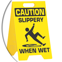 Premises liability for slips, trips and falls caused by the owner's negligence.